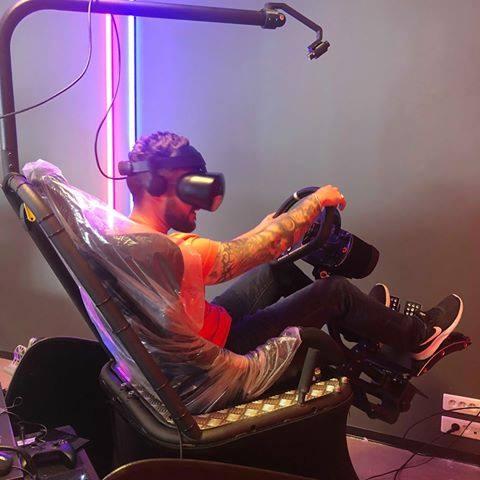 Réalité virtuelle à Nancy