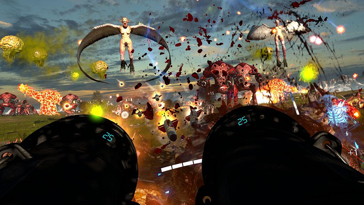 Serious Sam VR : The Last Hope