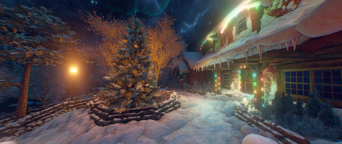 Christmas Expérience de Noël